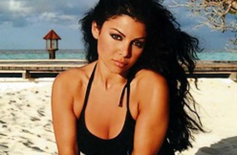 haifa wehbe shes so fit 248.88 (photo credit: )