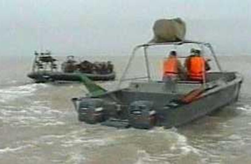 UK sailer boat 298.88 (photo credit: AP)
