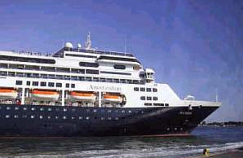 Amsterdam ship 298.88 (photo credit: Courtesy)