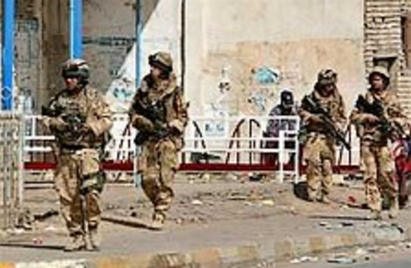 basra uk troops 224.88 (photo credit: AP)