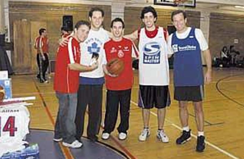 hoops4israel (photo credit: Courtesy)