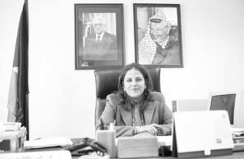 pa tourism minister  (photo credit: Shabtai Gold)