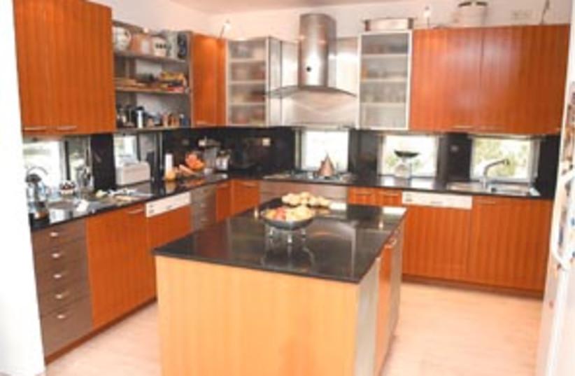 kitchen april 13 298.88 (photo credit: Eyal Izhar)