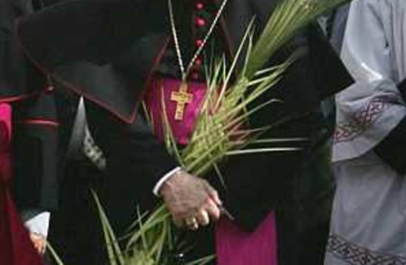 Vatican ambassador 298.8 (photo credit: AP)