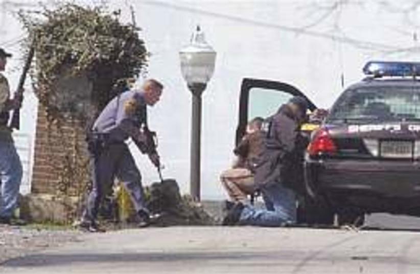 virginia shooting 298 (photo credit: AP Photo/The Roanoke Times, Alan Kim)