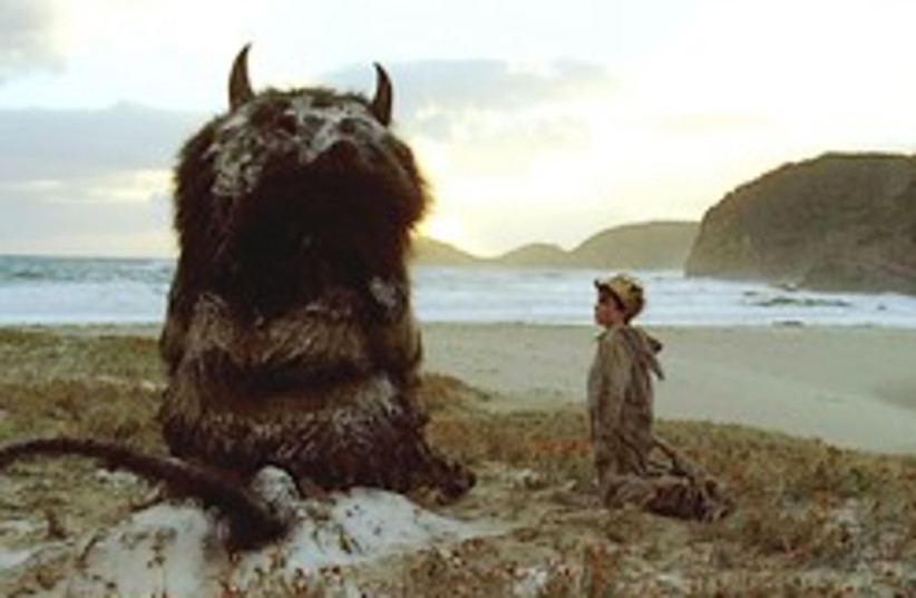 where the wild things are 248 88 (photo credit: )