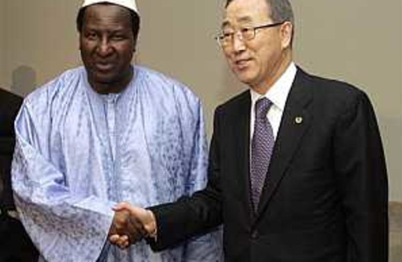 sudan ban ki moon 298.88 (photo credit: AP)