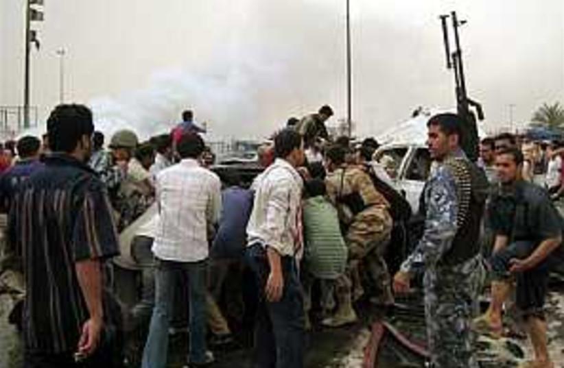 Baghdad 298.88 (photo credit: AP)
