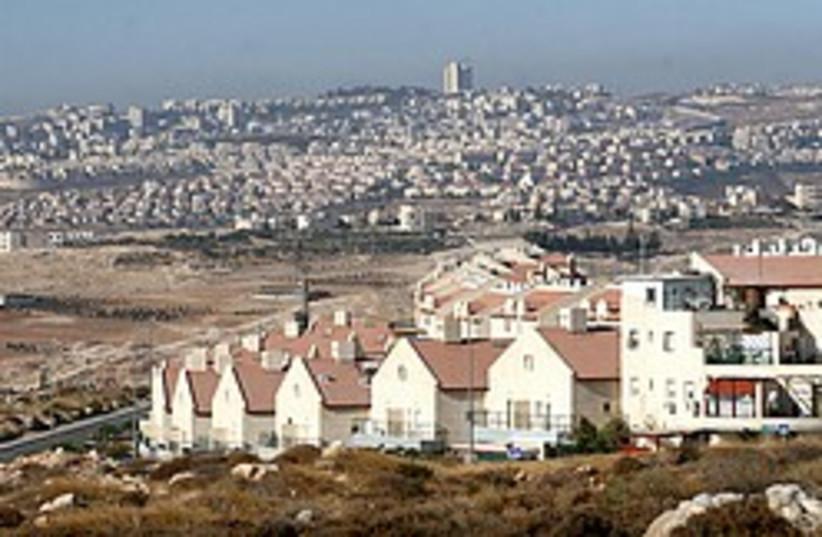 Adam settlement 248.88 (photo credit: Ariel Jerozolimski [file])