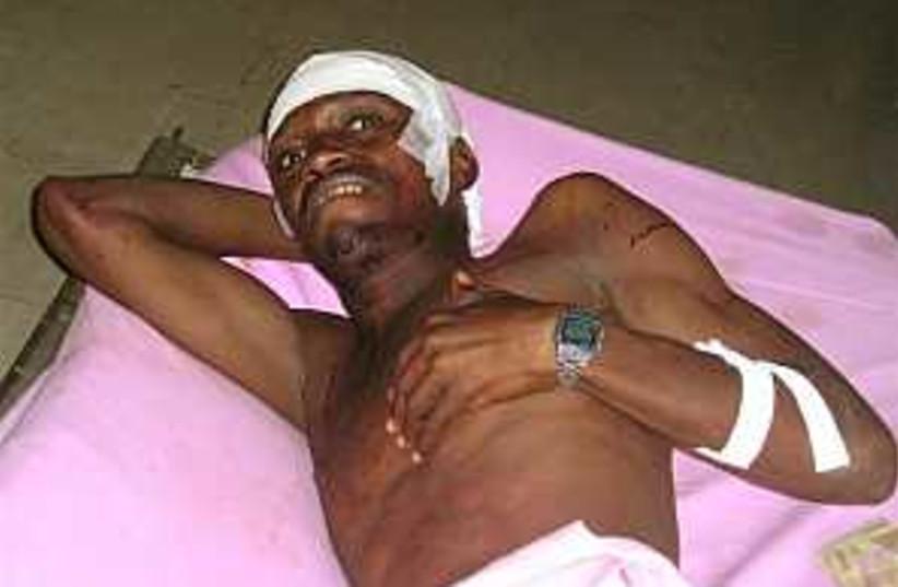 somalia wounded 298.88 (photo credit: AP)