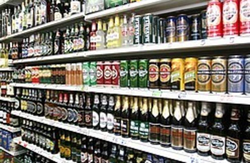 alcohol beer and more 248.88 (photo credit: Ariel Jerozolimski)