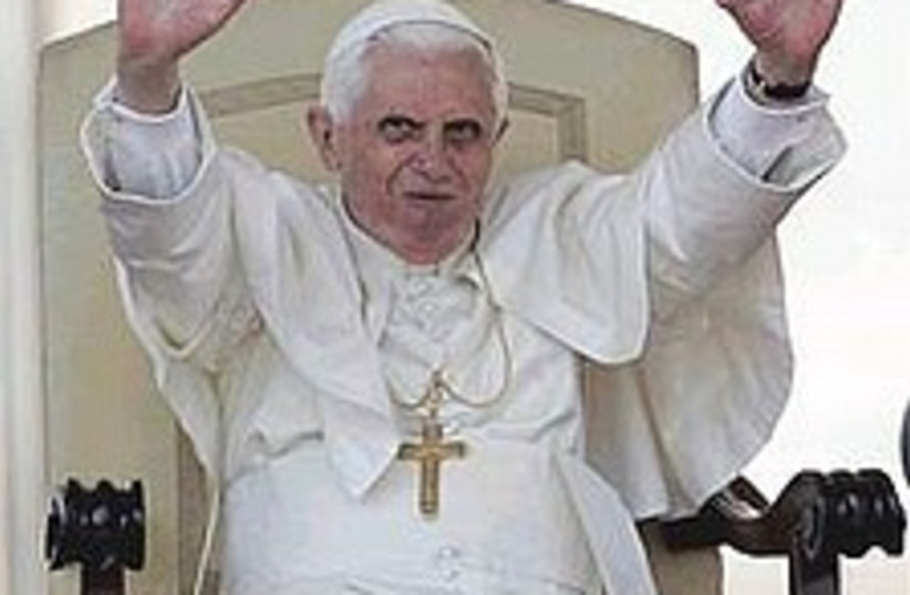 pope 298.88 (photo credit: AP [file])
