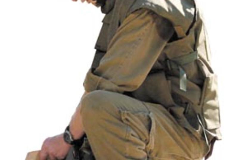 idf soldier 88 298 (photo credit: Ariel Jerozolimski)