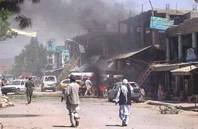 Afghan violence 298.88 (photo credit: AP)