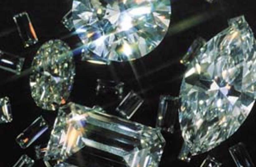 diamonds 88 298 (photo credit: )