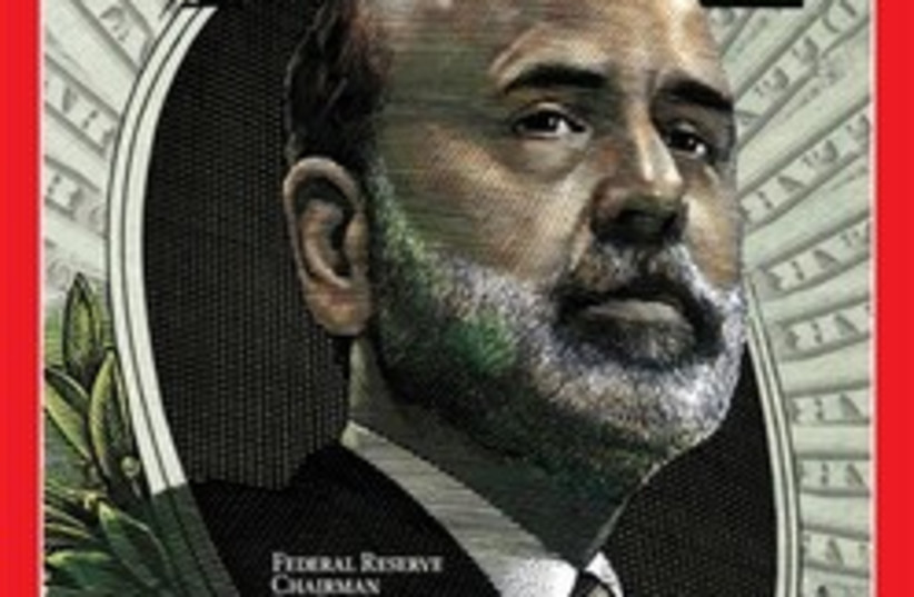 Ben Bernanke time 248 88 ap (photo credit: AP)