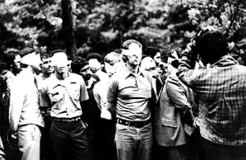 american hostages iran 2 (photo credit: )