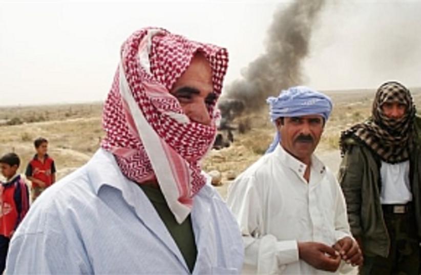 Beduins Egypt 298.88 (photo credit: AP)