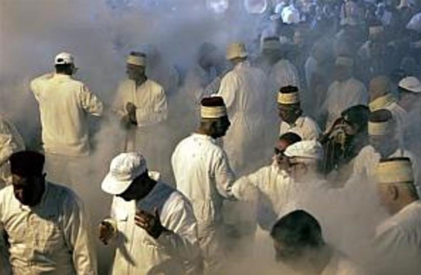 samaritans ritual 298.88 (photo credit: AP)