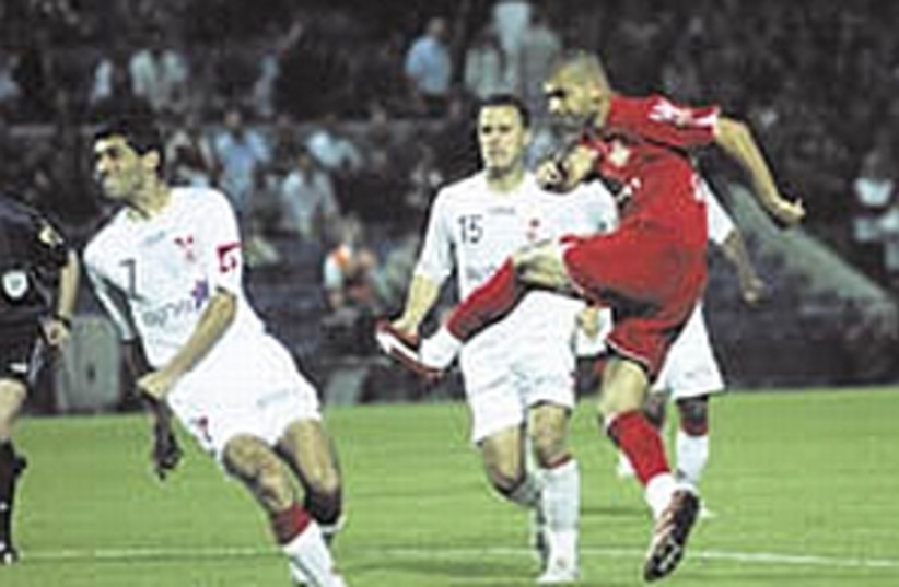 soccer (photo credit: Asaf Kliger)