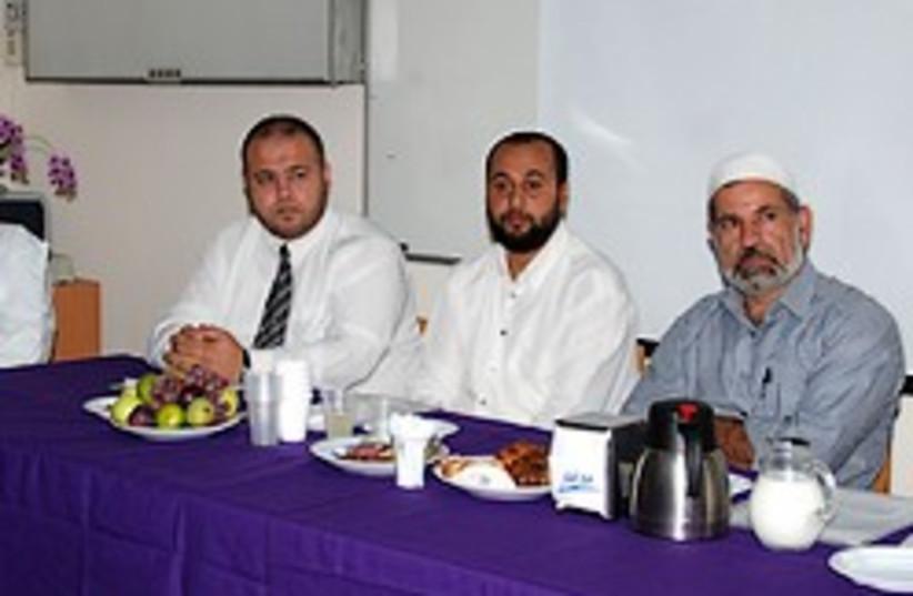 medical imams 248 88 (photo credit: Judy Seigel)