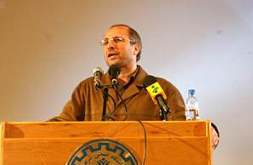 Qalibaf, mayor 298.88 (photo credit: Courtesy)