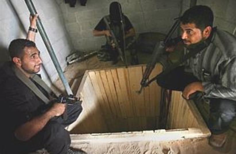 Tunnel Rafah 298.88 (photo credit: AP)