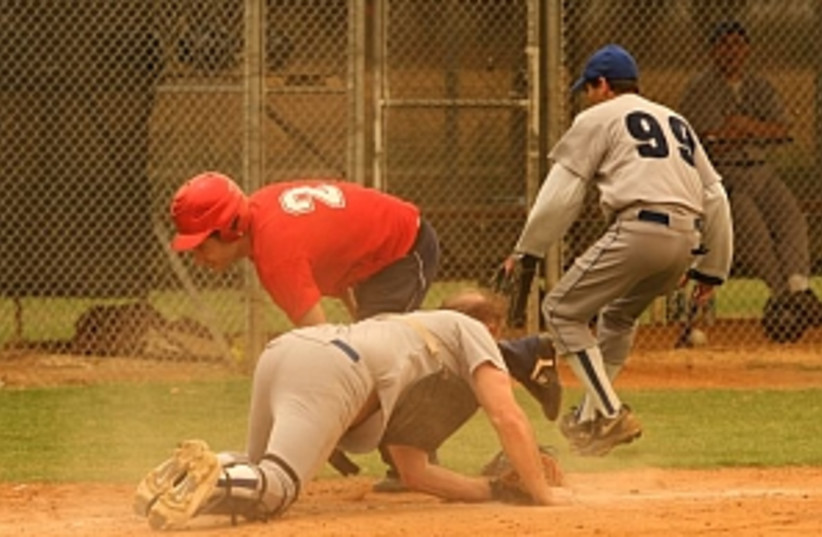 Softball 298.88 (photo credit: (Efrat Saar/courtesy))