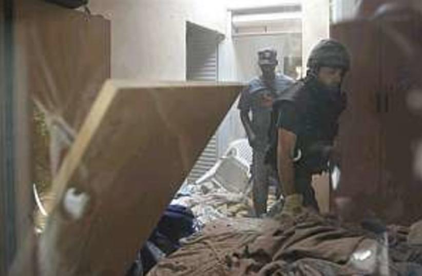 Sderot house damage 298 (photo credit: AP [file])