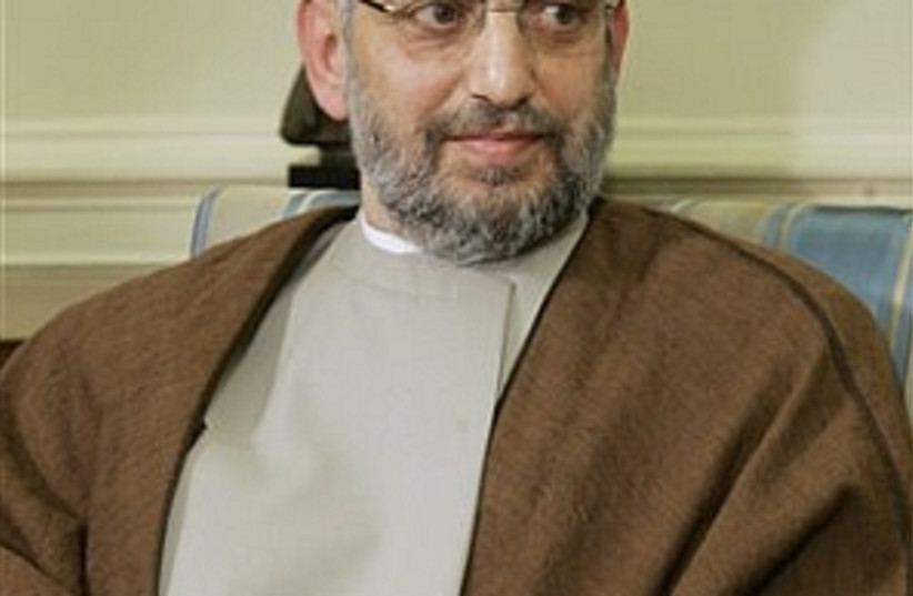 Abdul-Aziz al-Hakim 298. (photo credit: AP)