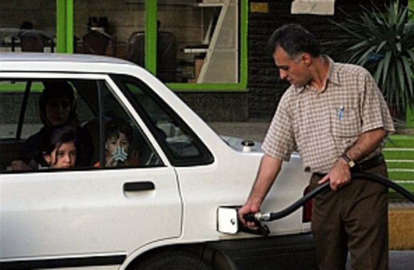 Iran Gas prices 298.88 (photo credit: AP)