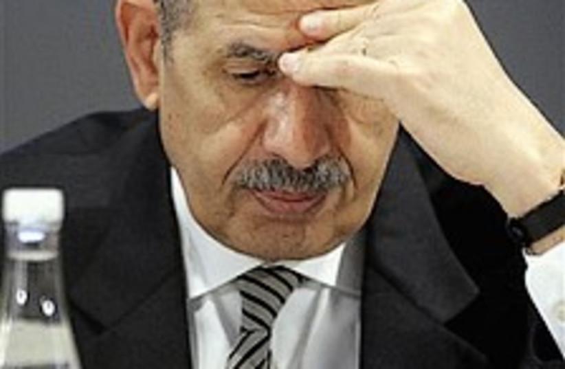 ElBaradei pissed off 224 (photo credit: AP [file])