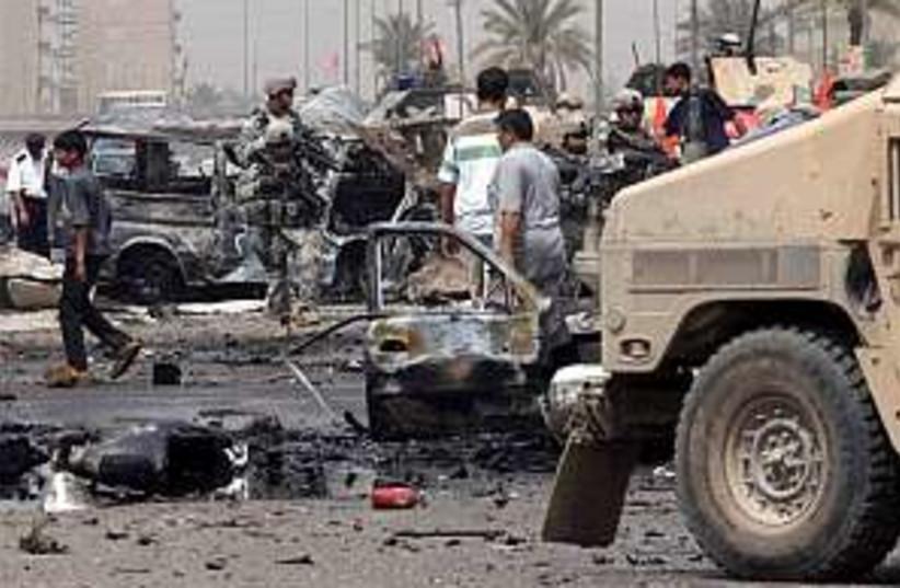 iraq bombing 298 88 (photo credit: AP)