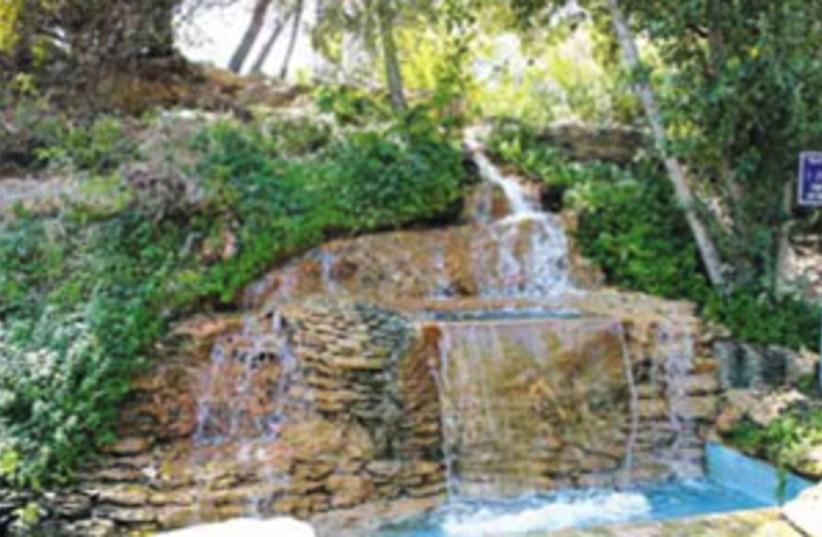 Tel aviv -  Gimpel Park (photo credit: SHMUEL BAR-AM)
