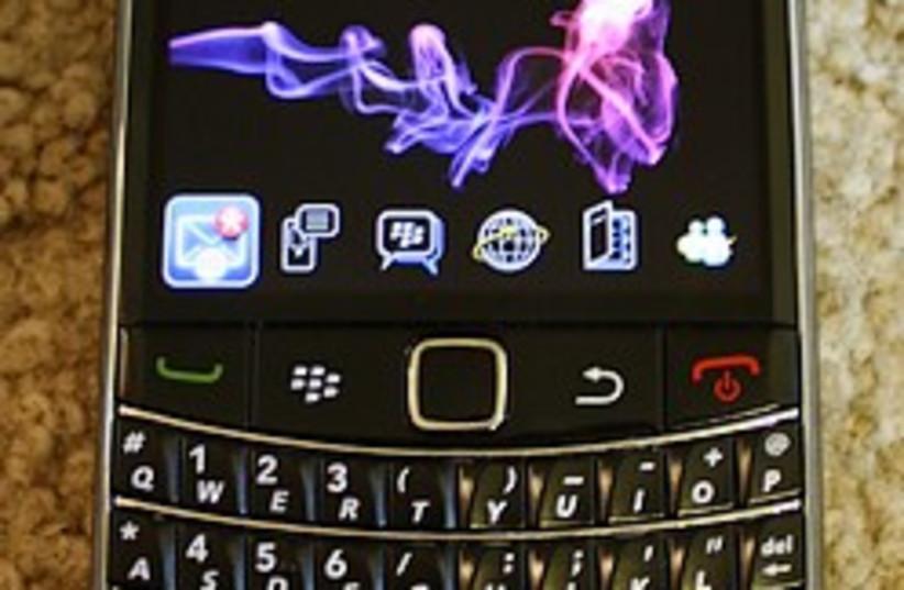blackberry 248.88 (photo credit: )