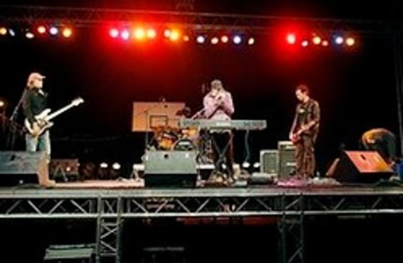 rock band 248.88 ap (photo credit: AP)