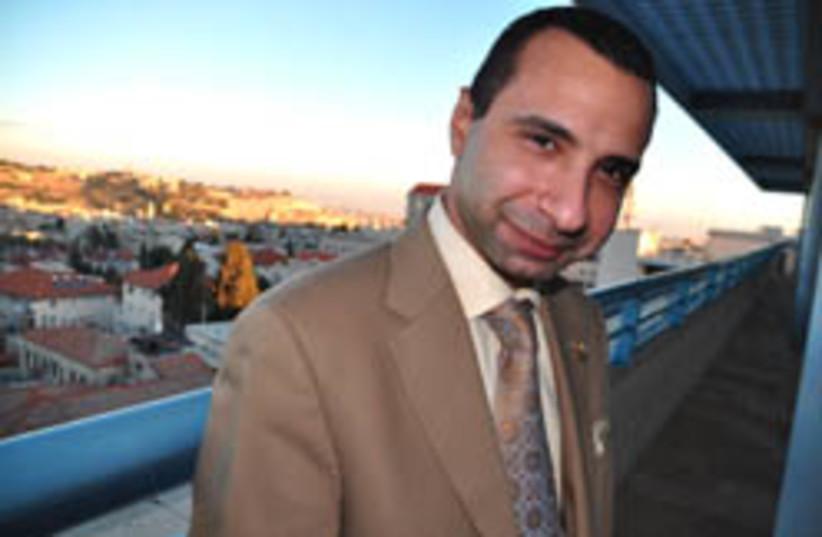 majed el-shafie (photo credit: Sarah Levin)