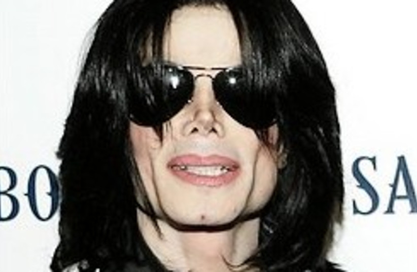 Michael Jackson, 1958-2009 (photo credit: AP)