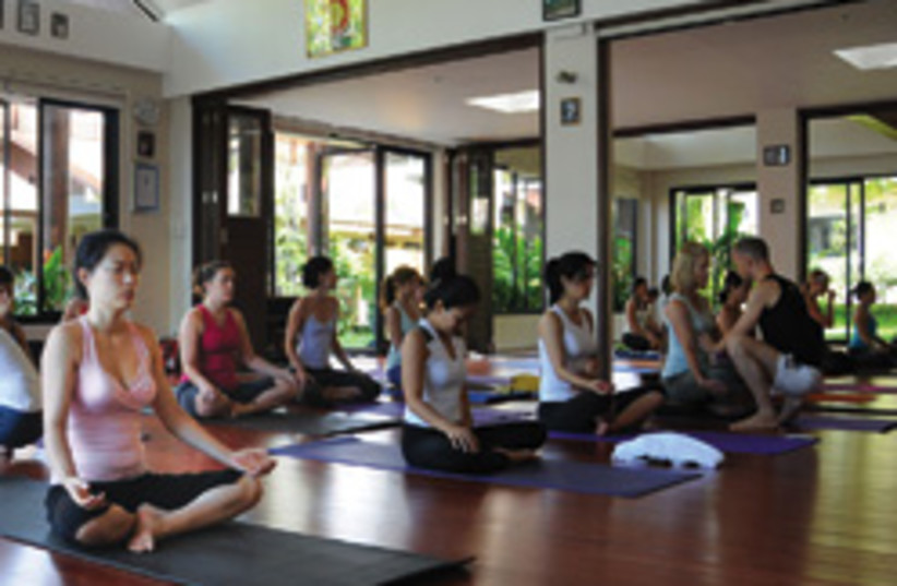 yoga thailand 248.88 (photo credit: Yoga Thailand)