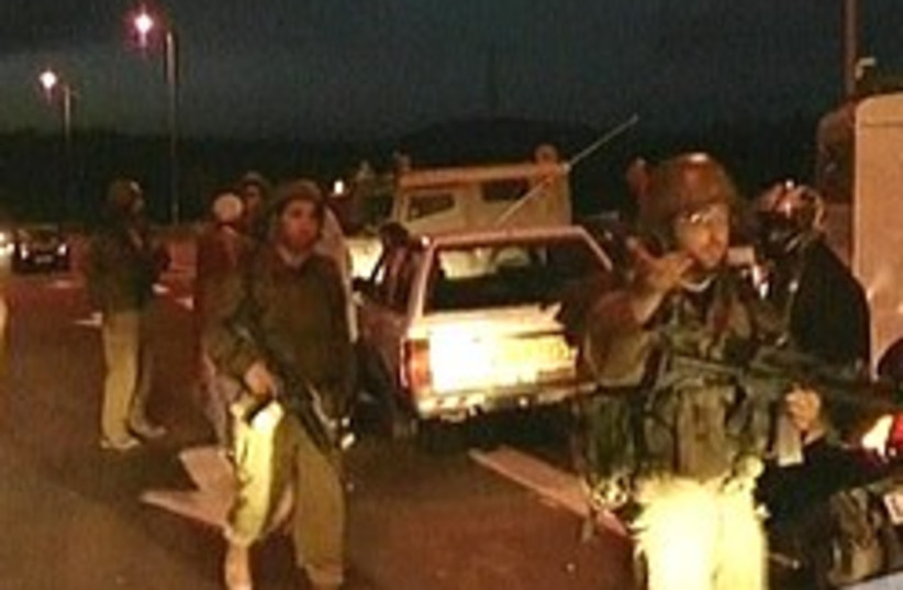 soldiers terror attack 248 88 (photo credit: Channel 2)