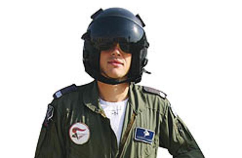 cobra pilot 248.88 (photo credit: IDF Spokesperson)