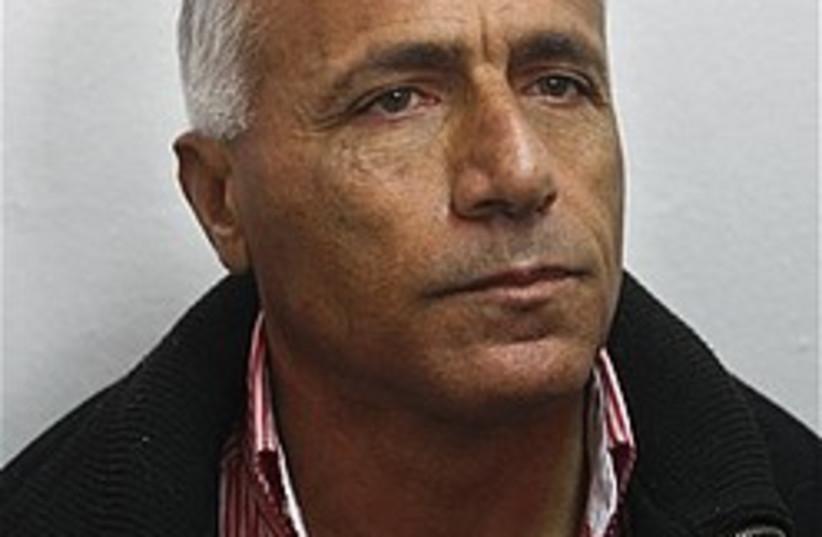 Mordechai Vanunu 248 88 ap (photo credit: AP)