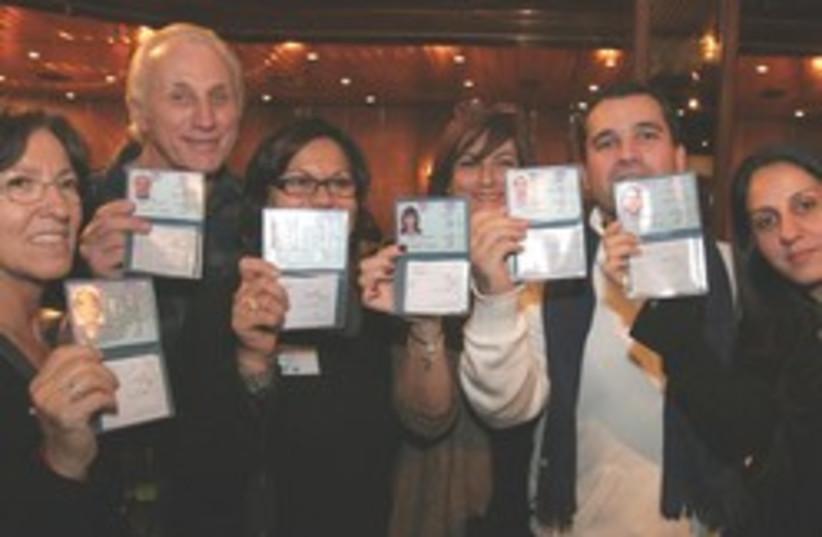 new immigrants olim 248.88 (photo credit: Brian Hendler)