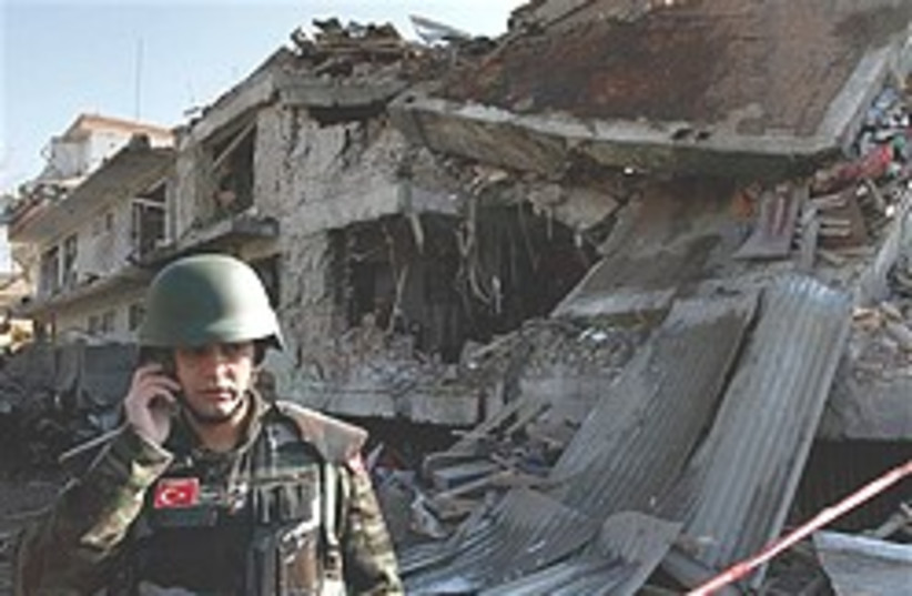 Afghan bomb turkish soldier 248.88 (photo credit: )