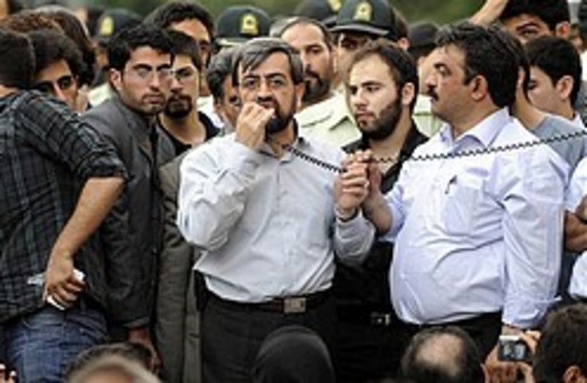 Iran reformist Beheshti 248.88 (photo credit: )