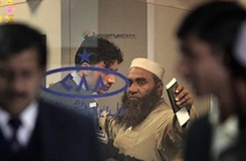 airport security pakistan 248.88 AP (photo credit: )