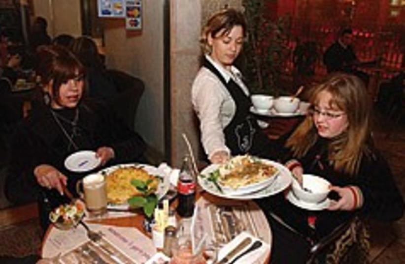 waitress 248.88 (photo credit: Ariel Jerozolimksi)