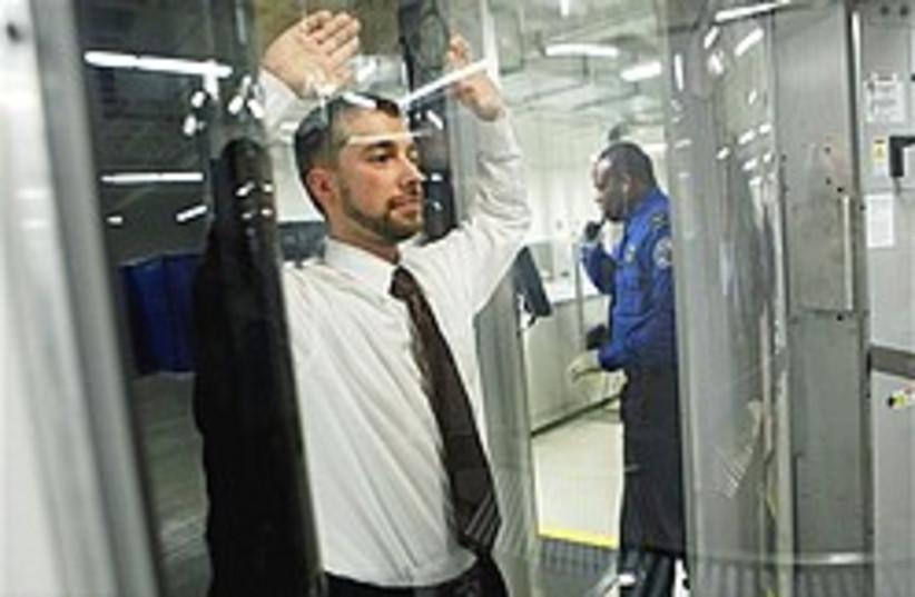 security demo Arlington 248 (photo credit: )