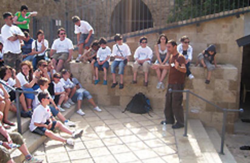 tour guide 248.88 (photo credit: Jeremy Last)