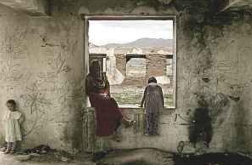 war-torn afghanistan 298 (photo credit: AP)